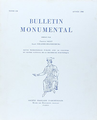 Bulletin Monumental 1980 Tome 138