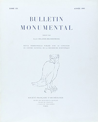 Bulletin Monumental 1993 T151