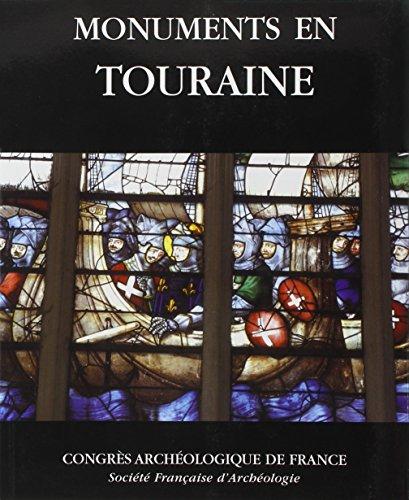 Congres Archéologique 1997 Touraine: Collectif