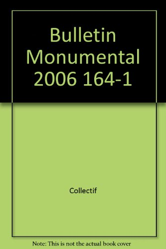 Bulletin Monumental 2006 164-1