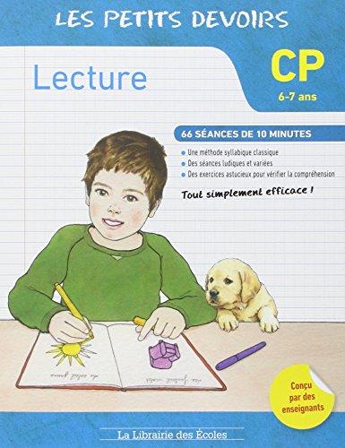 9782369400233: Lecture CP (Les petits devoirs)