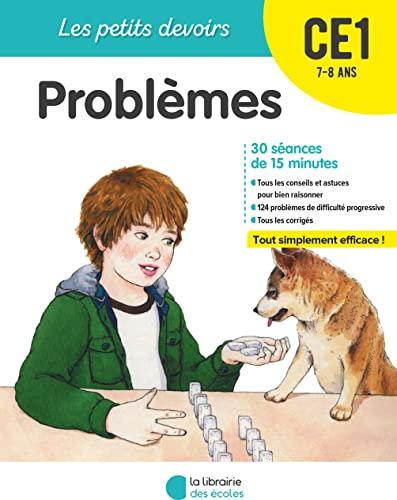 9782369402251: Les Petits devoirs - Problèmes CE1