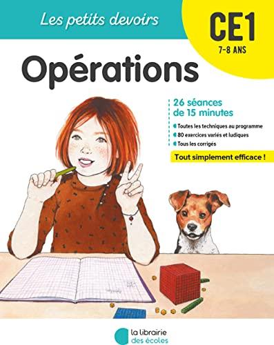 9782369402275: Les Petits Devoirs - Opérations CE1
