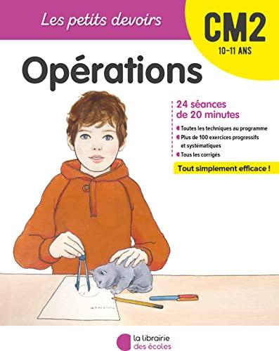 9782369402336: Les Petits devoirs - Opérations CM2