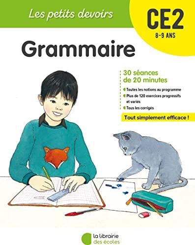 9782369402428: Les Petits devoirs - Grammaire CE2