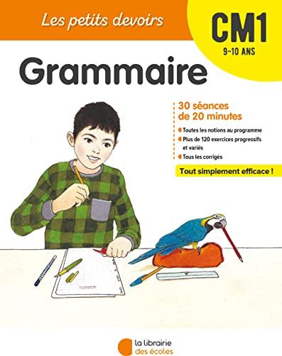 9782369402442: Les Petits devoirs - Grammaire CM1