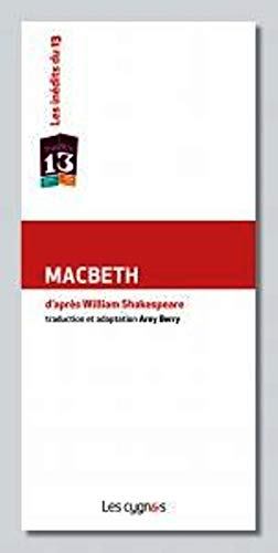 9782369440079: Macbeth