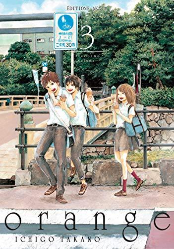 9782369740537: Orange - Ichigo Takano Vol.3