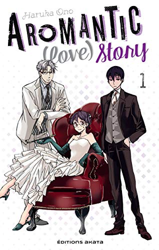 9782369742715: Aromantic (love) story - tome 1 (01)