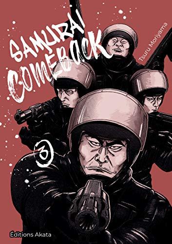 9782369743644: Samurai Comeback - tome 3 (03)