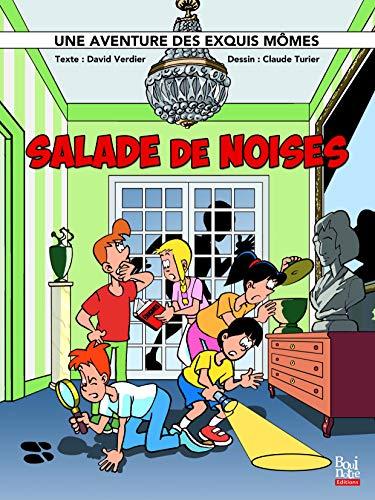 9782369750321: Salade de noises : Une aventure des