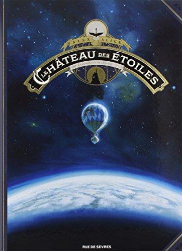 Le château des étoiles : 1869 : la conquête de l'espace : Tome 1