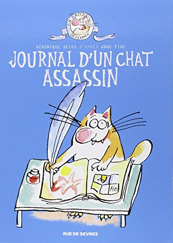 9782369810391: Journal d'un chat assassin