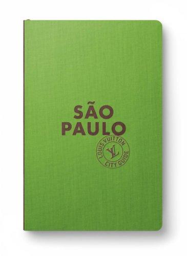 São Paulo City Guide (version anglaise): Cédric Morisset; Jean-Michel