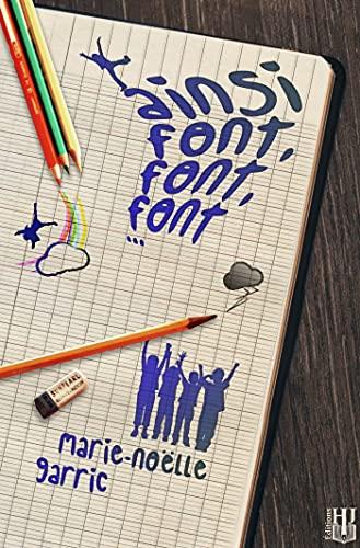 9782370113504: Ainsi Font, Font, Font...