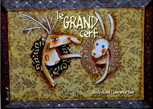 9782370180063: Le Grand Cerf