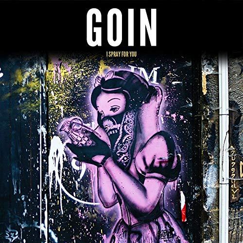 GOIN -I SPRAY FOR YOU-: CATZ JEROME