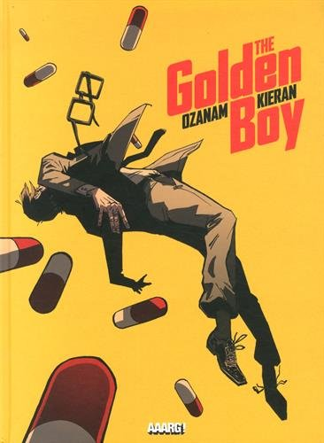 9782370310361: The Golden Boy : The rot has set in Big Apple !