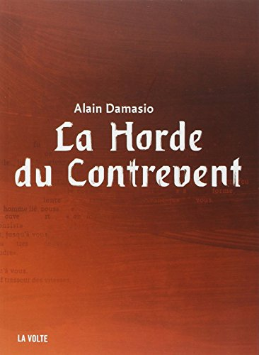 9782370490001: La Horde du Contrevent (1CD audio)