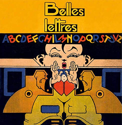 BELLES LETTRES: RUBINO ANTONIO