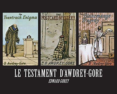 9782370551092: Le testament d'Awdrey-Gore