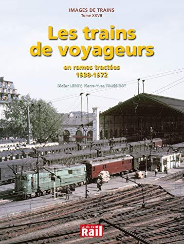 Trains de Voyageurs (les): Toussirot P Y