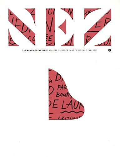 ae52a246c2a6a NEZ - La revue olfactive ------ Nº  DORE ( Jeanne
