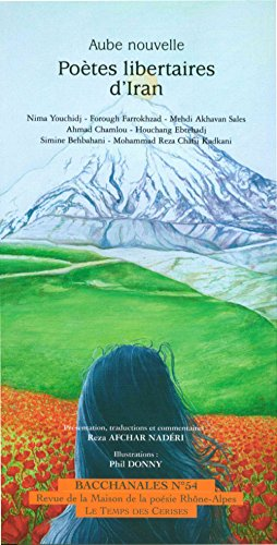 Aube nouvelle. Poètes libertaires d'Iran: Collectif