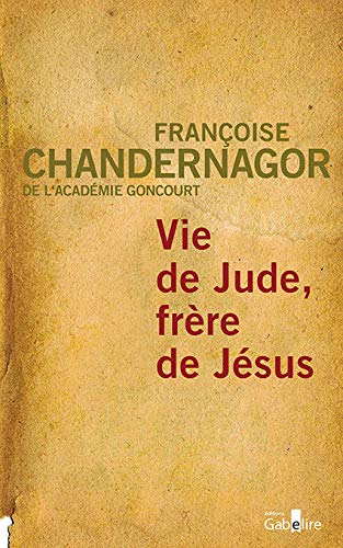 9782370830791: Vie de Jude, frère de Jésus