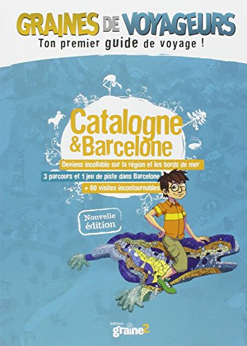 CATALOGNE ET BARCELONE: COLLECTIF NED 2015