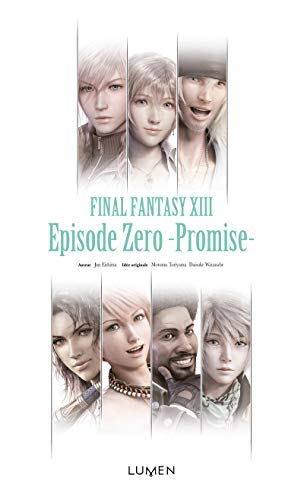 9782371020122: Final Fantasy XIII : Episode Zéro, Promise