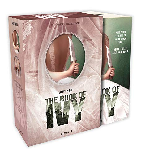 9782371021433: Coffret The Book of Ivy