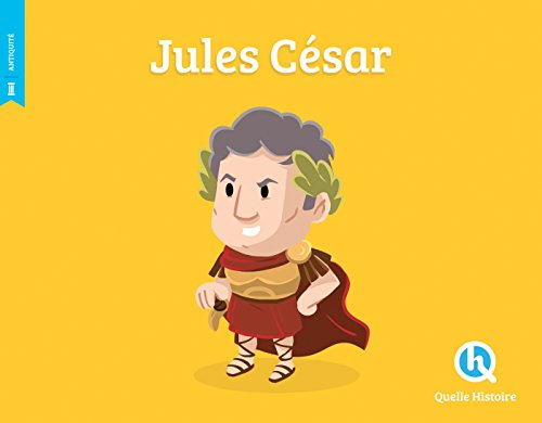 9782371040311: JULES CESAR (HIST.JEUNESSE)
