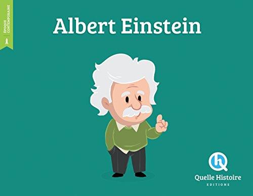 9782371040342: Einstein (Hist.Jeunesse)