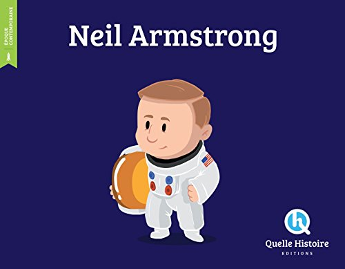 9782371040496: Neil Armstrong