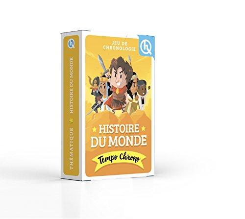 9782371041639: Tempo Chrono Histoire du Monde: Jeu de chronologie 7 ans et + (Quelle Histoire)