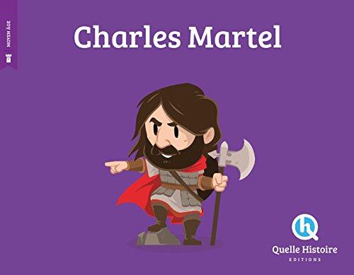 CHARLES MARTEL HIST JEUNESSE: CRETE WENNAGEL FERRE