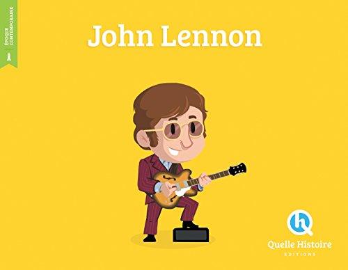 9782371042186: JOHN LENNON (hist.jeunesse)