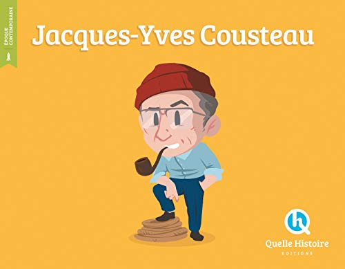 9782371043343: Jacques-Yves Cousteau