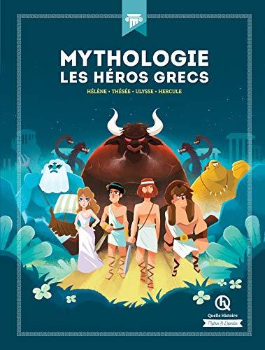 Mythologie Les héros grecs: Hélène - Thésée: Crété, Patricia