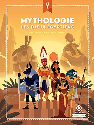 9782371045163: Mythologie Les dieux égyptiens