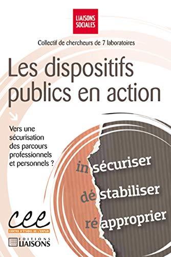 9782371480049: Les dispositifs publics en action : Vers une sécurisation des parcours professionnels et culturels ?