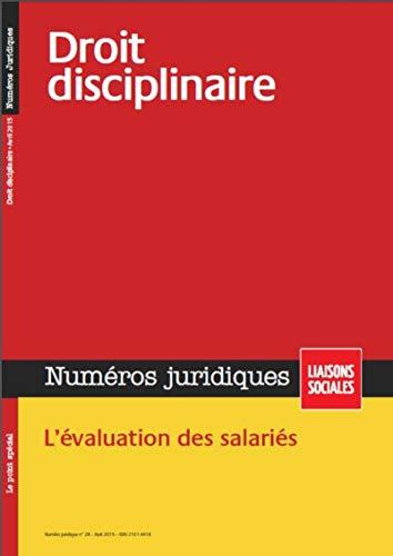 Droit Disciplinaire L Evaluation Des Salaries: Limou/Mourat