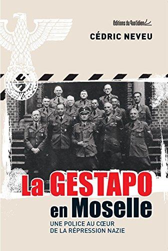 9782371640528: La Gestapo en Moselle
