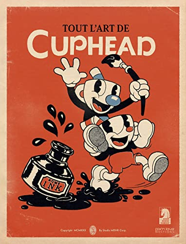 9782371880757: Tout l'art de Cuphead (ARTBOOKS)