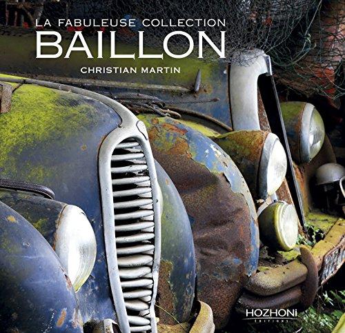 9782372410175: La fabuleuse collection Baillon
