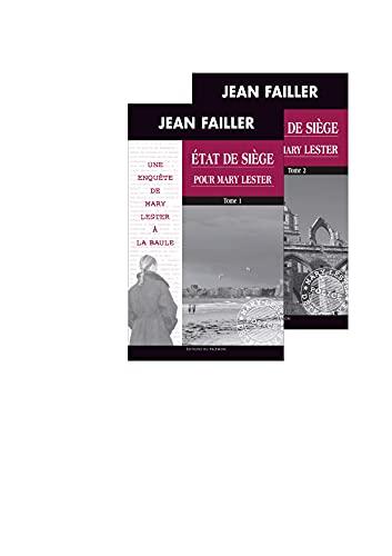9782372600040: ETAT DE SIEGE POUR MARY LESTER (2 tomes) 42-43
