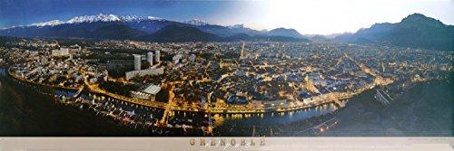 9782372650014: Poster Grenoble Alpes