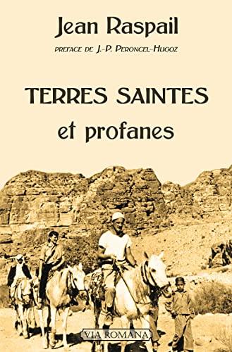 9782372710831: Terres saintes et profanes