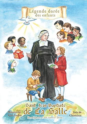 9782372720038: Saint Jean-Baptiste de La Salle